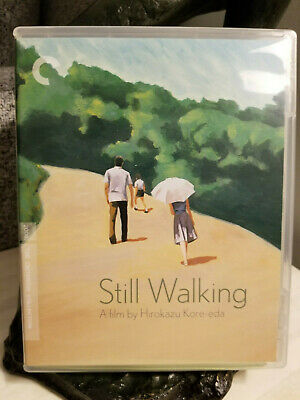Still Walking (Criterion blu-ray, 2008)