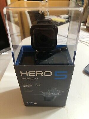 GoPro Hero 5 Session Action Camera - Original Box - Mint Conditions