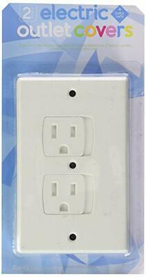 Child Safety Electrical Outlet Covers for Baby Proofing - BPA FREE Wall Socket