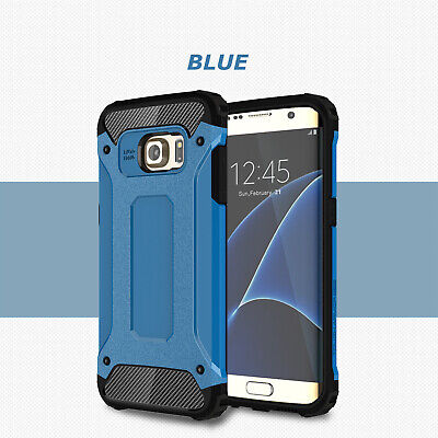 For Samsung Galaxy S8 Plus S7 Edge S6 Note5 J7 A7 A5 Heavy Duty Defender Case