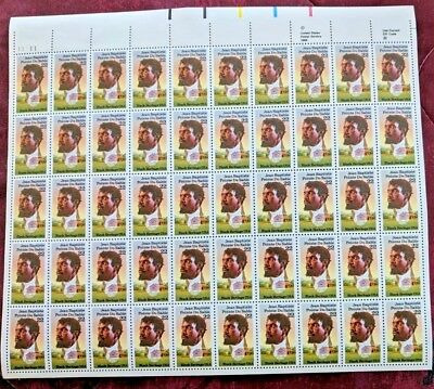 US Postage Stamp 1 Sheet (50) Scott #2249 Jean Baptiste Pointe DuSable 22 Ct MNH