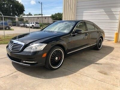 2010 Mercedes-Benz S-Class S 550 4MATIC The ultimate in German luxury over $100K new
