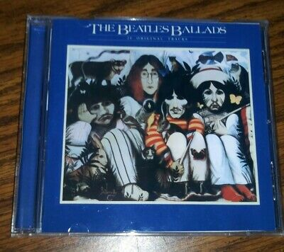 The Beatles Ballads 20 Original Tracks Cd!