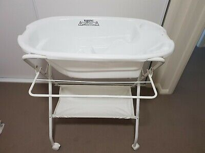 Baby Bath Tub and Stand