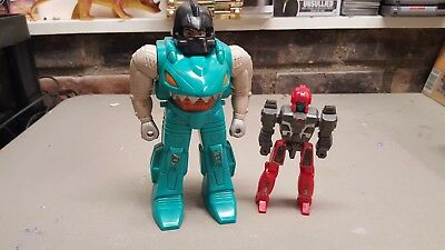 G1 TRANSFORMER PRETENDER SPLASHDOWN BELT LOT # 1