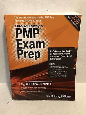 Rita Pmp Exam Prep 8th Edition Pdf