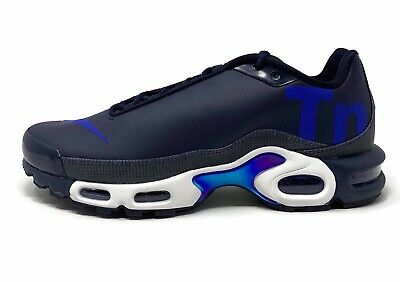 reputable site 2b225 0165c Nike Men's Air Max Plus Tn Mercurial Running Shoes Blue/White Aq1088-400