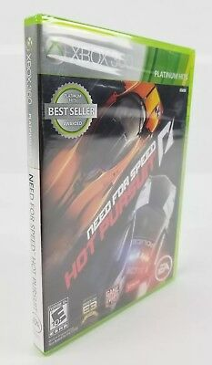 XBOX 360 Need For Speed Hot Pursuit Racing Brand New Sealed Game EA