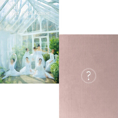MONTHLY GIRL LOONA [x x] Repackage Album LIMITED 2Ver SET+1POSTER+2F.Buch+2Karte