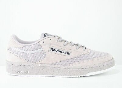 4f72077da798f REEBOK CLASSIC CLUB C 85 Canvas Zee Blue White Women s Tennis Shoes ...