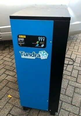 AIR COMPRESSOR REFRIGERENT DRYER 295cfm FOR DRY COMPRESSED AIR HILINE TUNDRA 295