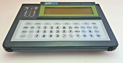 Ctc Union Hct 6000a 128kbps Protocol Analyzer And Datacom Bit Error Rate Tester
