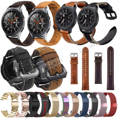 18mm Various Watch Band Leather Strap For Fossil Gen 4 3 Smartwatch Q Venture