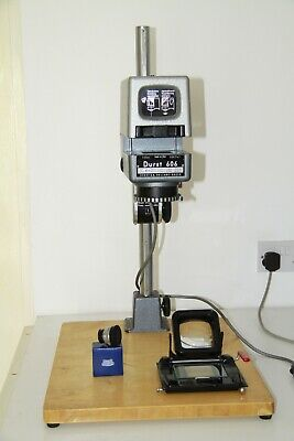 Durst enlarger model 606 complete with Schneider Componon 5.6/80 lens.