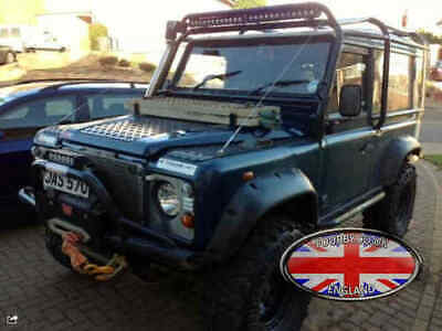 Universal 4x4 Stainless Steel Bushcables, Bush Wires, Limb Risers - Off Road