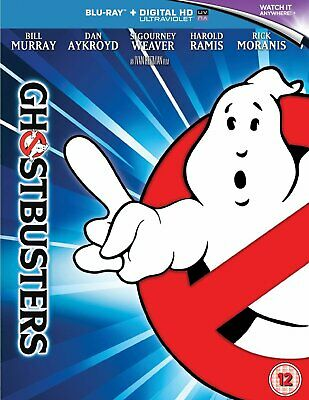 Ghostbusters Blu-Ray Disc with UltraViolet Download Copy NEW & SEALED