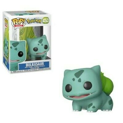 *PRE-ORDER* - Funko Pop! Vinyl - Pokemon Bulbasaur - New