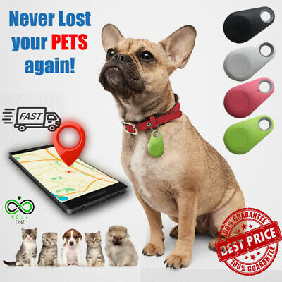 Pets GPS Tracker & Activity Monitor Smart & Waterproof