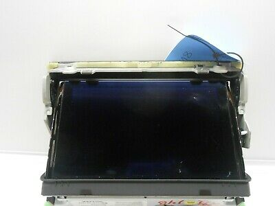 2015 Audi A3 Gps T.v. Screen Parts Only8V0857273N Sb0236
