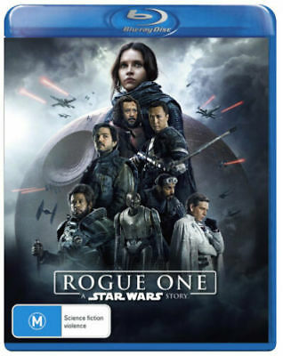 Rogue One: A Star Wars Story (Blu-ray) New