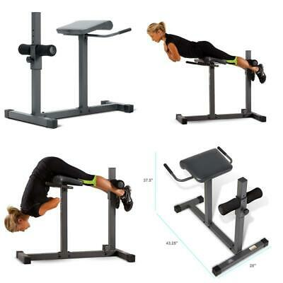 Marcy Adjustable Hyperextension Roman Chair / Exercise Hyper Bench Jd-3.1  sc 1 st  PicClick & MARCY ADJUSTABLE HYPEREXTENSION Roman Chair / Exercise Hyper Bench ...