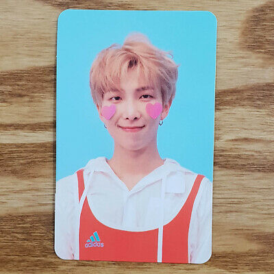 RM Official Photocard BTS Love Yourself Answer F Version Genuine Kpop
