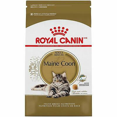 Royal Canin Breed Health Nutrition Maine Coon Dry cat Food, 6-Pound