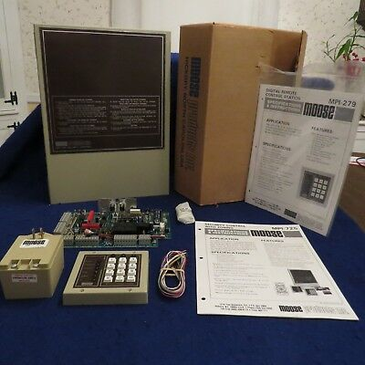 MPI-335 SECURITY CONTROL Security Keypad Moose Products Inc