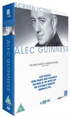 Dennis Price, Alec Guinness-Screen Icons: Alec Guinness DVD NEUF