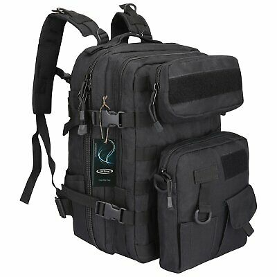 Tactical backpack Sport Outdoor Military Rucksacks Molle Backpack Detachable 40L