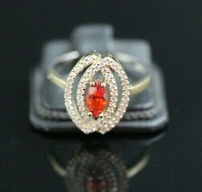 Turkish Handmade Jewelry Sterling Silver 925 Ruby Men's Ring 9,5 MD