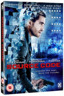 Neil Napier, Craig Thomas-Source Code DVD NUEVO