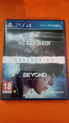 The Heavy Rain & Beyond: Two Souls Collection (PS4) Playstation 4 Region Free