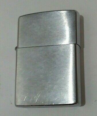 Lighter Vintage Zippo Bradford Pa Made In Usa