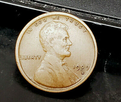 1909 S Lincoln Cent Wheat Penny, Avidly Pursued Key Date!!! Great Condition!