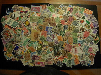 Used Lot Of 1000 Stamps Around The World,  Nice $$$  #f-7