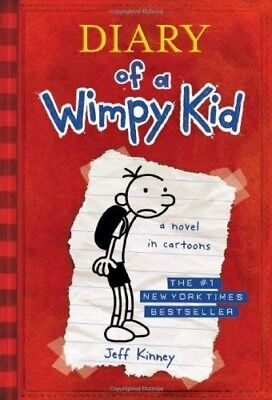 Diary of a Wimpy Kid, Book 1 by Jeff Kinney