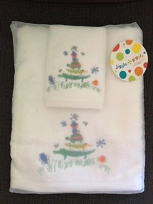 Baby Towel And Face washer Gift Pack