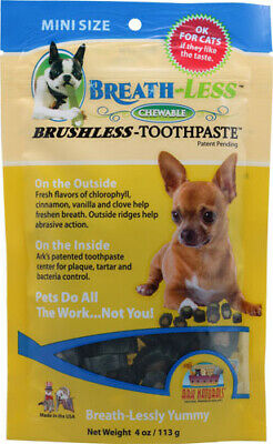 Breath-Less Brushless-Toothpaste, Ark Naturals, 4 oz
