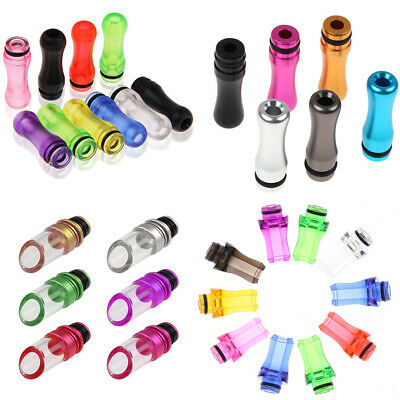 Various Replacement 510 Drip Tip Colorful For Melo² 3 /Uwell² Valyrian Tank