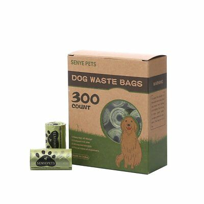 Dog Waste Bags, dog poop bag with 300 count