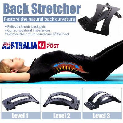 Magic Chiropractic Pain Relieving Back Support NEW