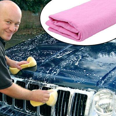 D131 Car Wash Towel Absorbent Rag Soft Vehicle Cleaning Cloth Washcloth 39x32CM