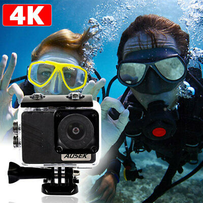4B4D Extreme Sport Wrestling Waterproof Camera 2寸LTPS Touch Screen WIFI Outdoor