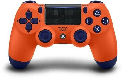 Official PlayStation 4 PS4 Dualshock 4 Wireless Controller ( Sunset orange ) NEW