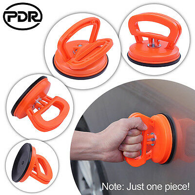 AU PDR Dent Puller Removel Suction Cup Car Glass Hail Repair Metal Sucker Kits