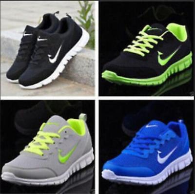 NEW MENS AND BOYS, SPORTS TRAINERS RUNNING GYM BIG SIZES FASHION wholesale