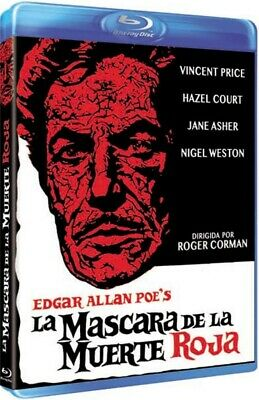 La Mascara De La Muerte Roja (Blu-Ray)(The Masque Of The Red Death)