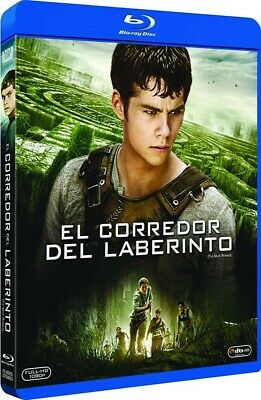 El Corredor Del Laberinto (Blu-Ray) (The Maze Runner)