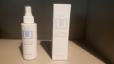 Ultra Hair Away 120ml - Remove Unwanted Hair - 100% Genuine ☆ Free UK Delivery ☆